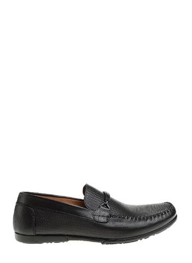 Divarese Divarese 5019592 Erkek Deri Günlük Ayakkabı Siyah
